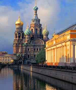 ST. Petersburg  z Helsinkami i Karelią + Stolice Nadbałtyckie