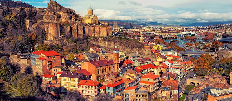 Kaukaska przygoda – Wycieczka dziesięciodniowa do Gruzji i Azerbejdżanu