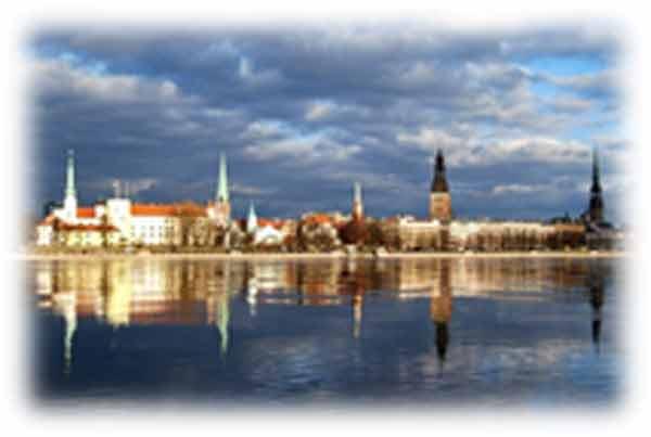 Wilno – Ryga – Tallin – Helsinki