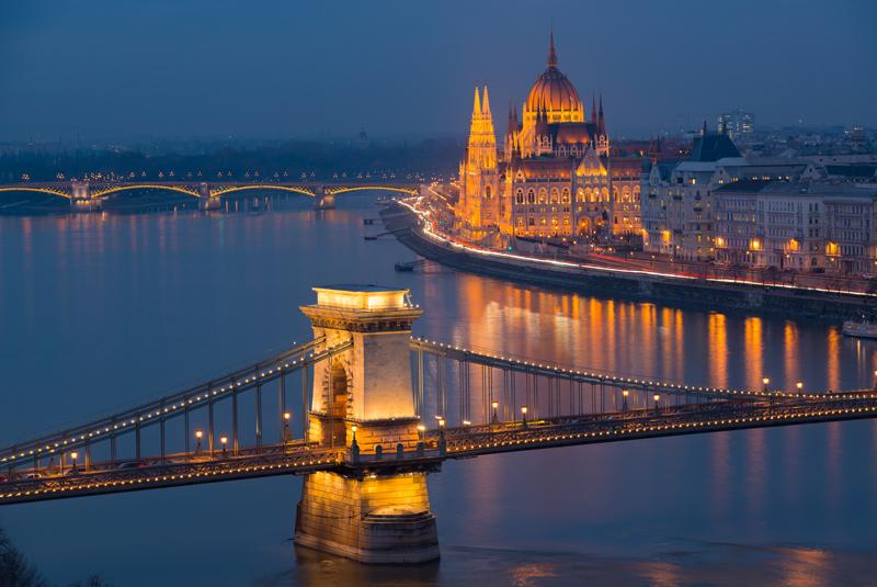 """Wycieczka """"Trzy stolice nad Dunajem"""""""