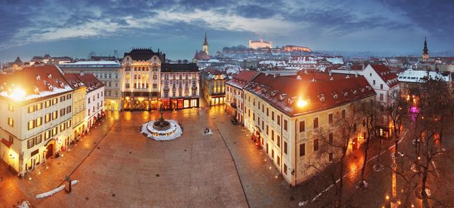 Kolonia/obóz krajoznawczo-wypoczynkowy w SŁOWACJI Z wycieczkami do  Budapesztu i Wiednia