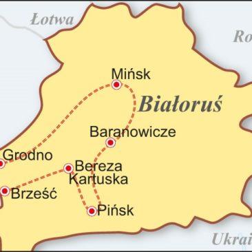 """Wycieczka na Białoruś """"Ten kraj rodzinny"""" – 6 dni"""