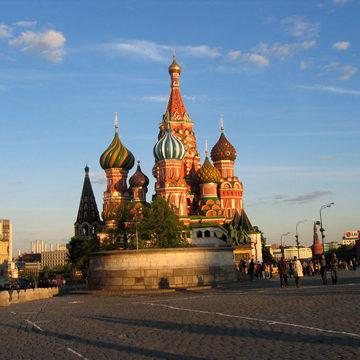 Samolotowa wycieczka: Moskwa stolica Rosji – 5 dni