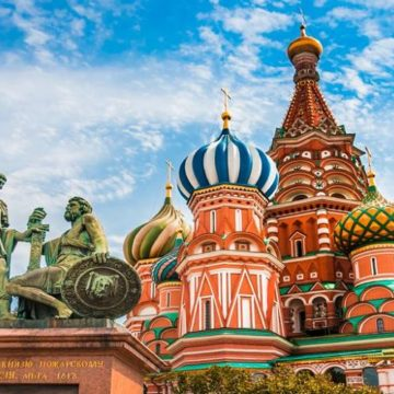 """Samolotowa wycieczka do Rosji: Moskwa i """"Złoty Pierścień"""" – 7 dni"""