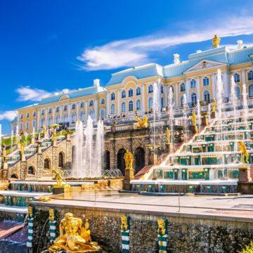 Wycieczka do St. Petersburga i stolic nadbałtyckich – 8 dni (maj)