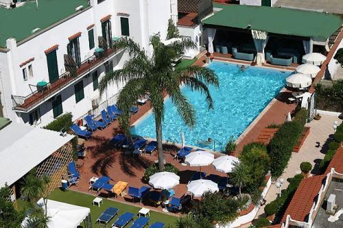 Ischia hotel Lord Byron
