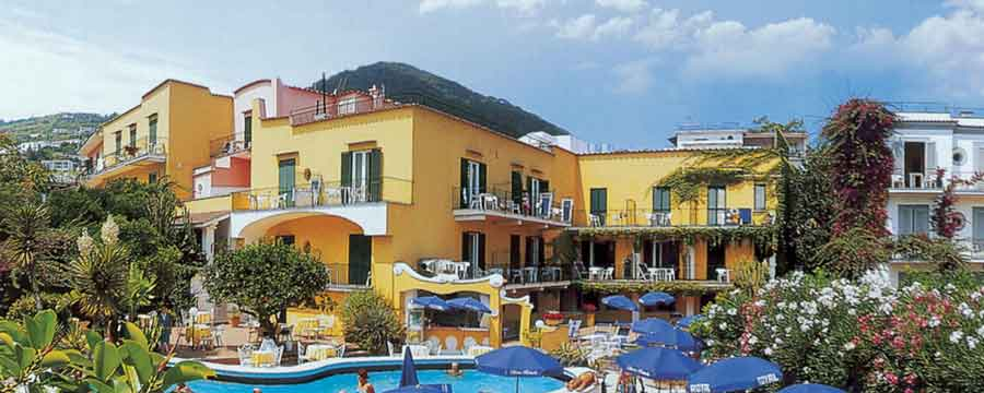 Ischia hotel Hotel Royal Terme