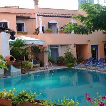 Ischia hotel Terme Zì Carmela