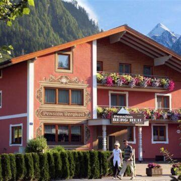 Hotel Bergheil***, Austria, Ziemia Salzburska, Kaprun