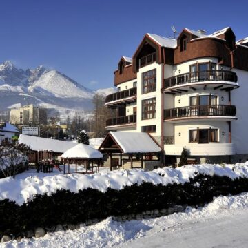 Resort Beatrice – Villa Beatrice ***, Słowacja, Wysokie Tatry, Tatranska Lomnica