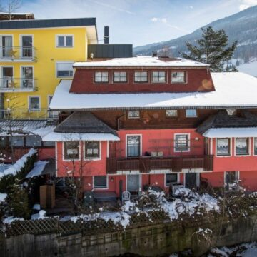 Stadlmuhle Pensjonat, Austria, Ziemia Salzburska