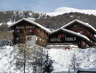 Hotel Teola*** Włochy, Lombardia, Livigno